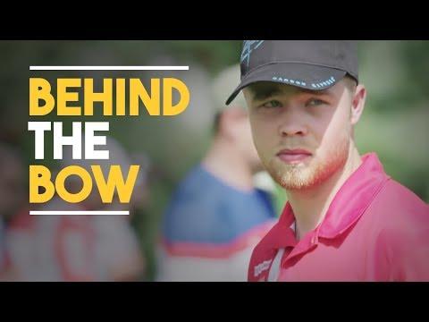 Arrogance or confidence? Hansen's winning mindset |Behind the Bow