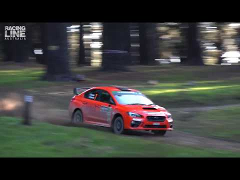 2017 Lightforce Rally SA Binaural Experience (wear headphones) ��