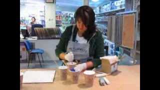 Еженедельный субботний мастер-класс по декоративным штукатуркам в магазине Маляр.(, 2013-09-10T21:46:27.000Z)