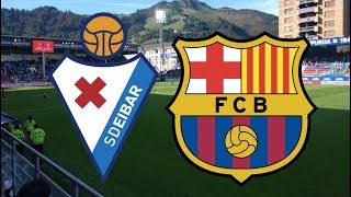 Eibar vs Barcelona, La Liga 2019/20 - MATCH PREVIEW
