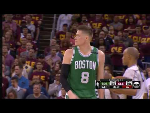 Celtics - Cavs Game 3 - Last Minute