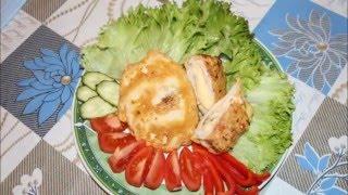 Горячие блюда из куриной грудки