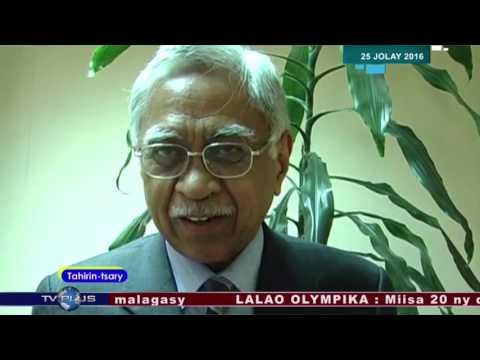 VAOVAO DU 25 JUILLET 2016 BY TV PLUS MADAGASCAR