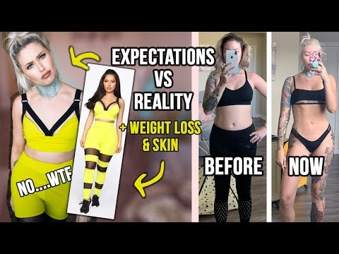 DOIN&39; ME Weight Loss + Expectations VS Reality  Kristen Leanne