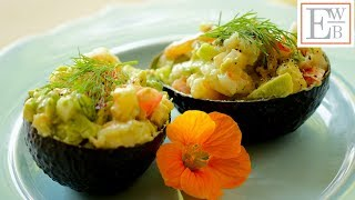 Beths Avocado Shrimp Salad  ENTERTAINING WITH BETH