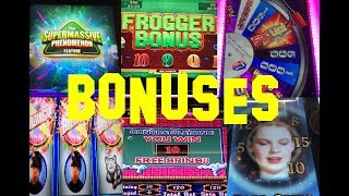 A Collection of Slot Machine Bonus Rounds and Huge Wins Vol. 5