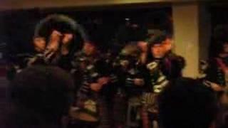 Calgary Police Service Pipe Band- Robbie Burns Dinner 2008