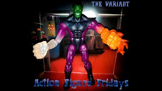 Action Figure Fridays Season 4 Episode 12 - The Fantastic Four!!