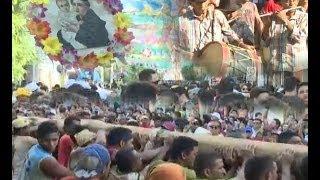 Festa do Pau da Bandeira de Santo Antônio em Barbalha / 2014