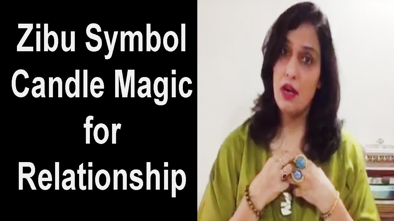 Zibu Symbol Candle Magic For Relationship Heal Your Relationship