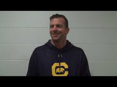 Cal Football Post Practice - HC Justin Wilcox 12/16/18