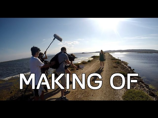 MAKING OF Feuille de route: Le tournage