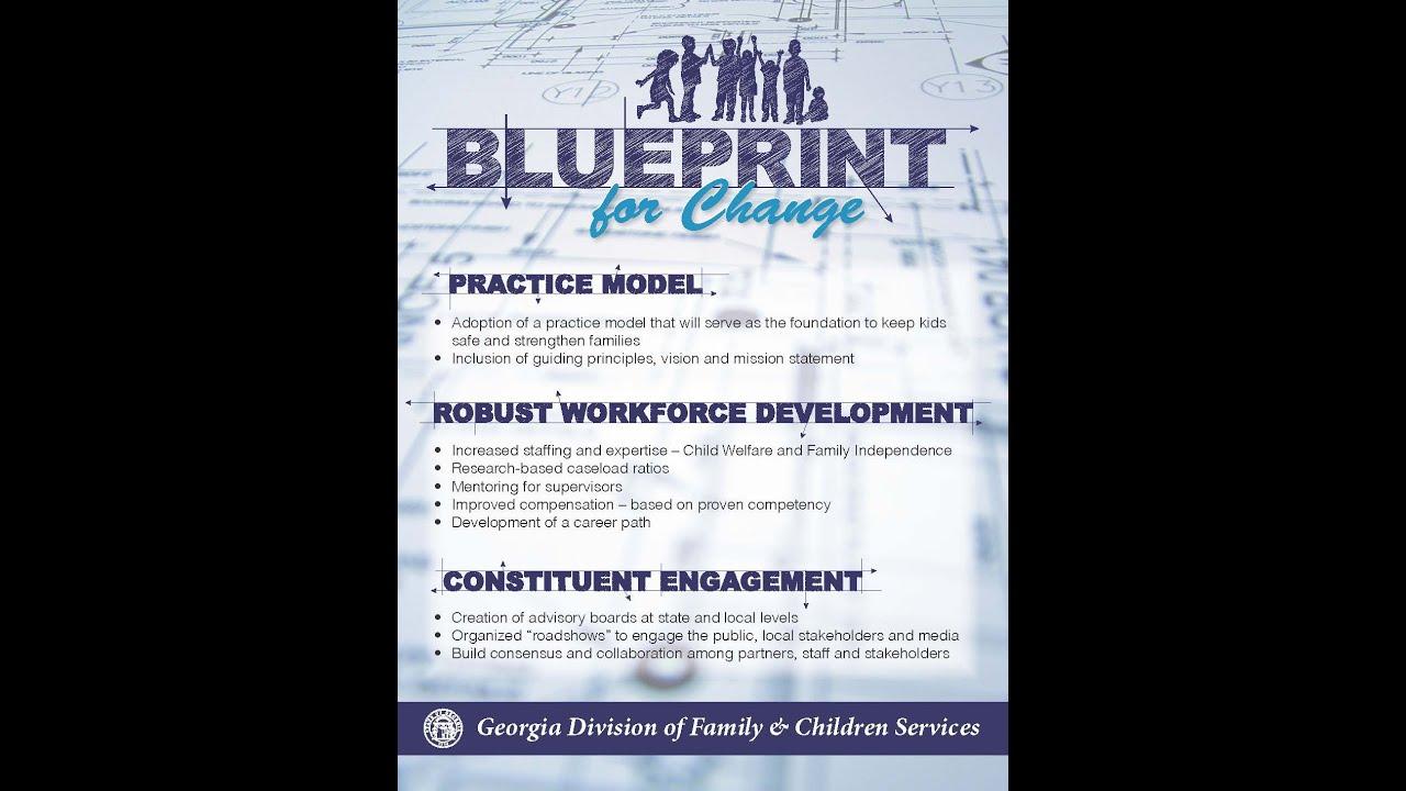 Blueprint for change youtube blueprint for change malvernweather Image collections
