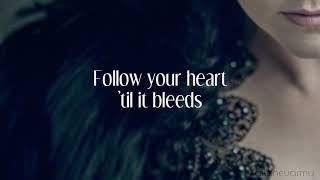 Evanescence - The End Of The Dream (Studio Acoustic Edit) [Lyric Video]