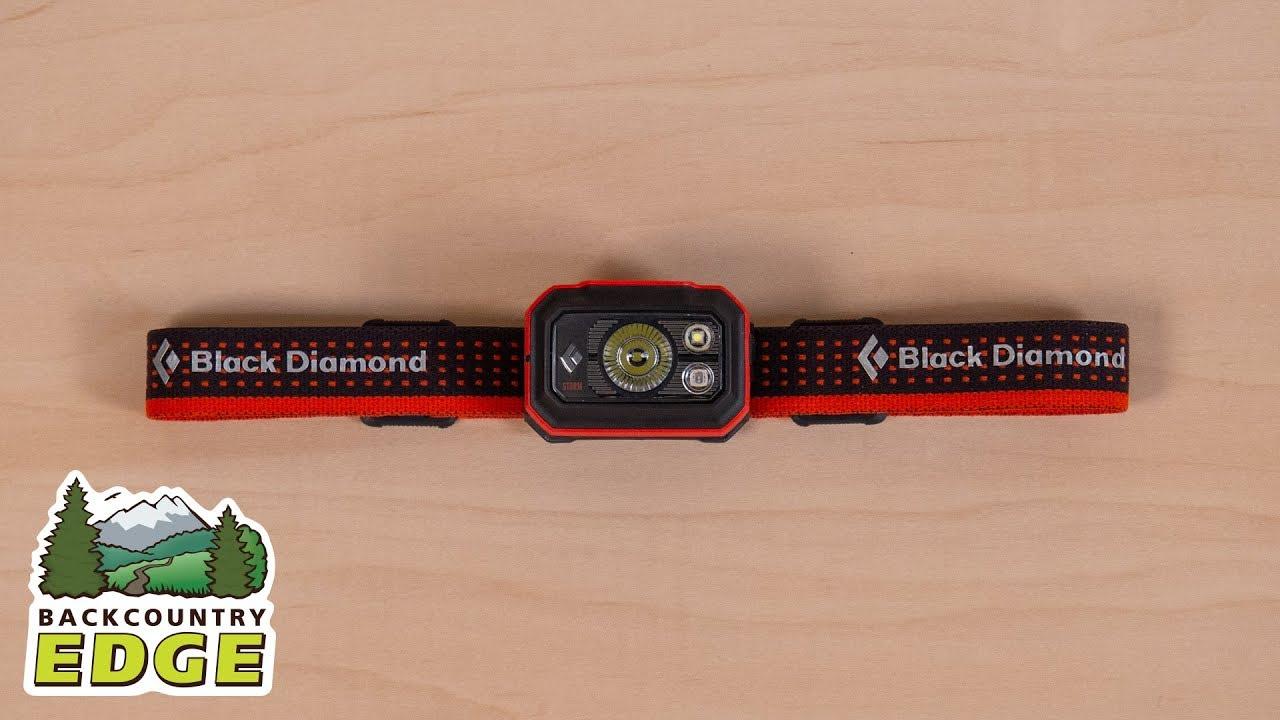 Black Diamond Storm 375 Headlamp Stirnlampe