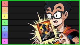 Dragon Ball Movie Tier List | MasakoX