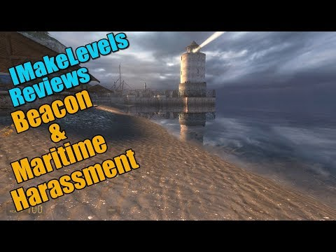 Coastville - Beacon and Maritime Harassment