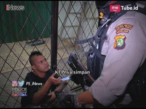 Kekonyolan Pemuda Mabuk Saat Ditanya Alamat Rumah oleh Tim Eagle One Part 03 - Police Story 06/03