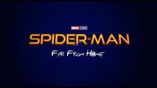 Spider Man Homecoming Intro Template After Effects
