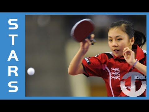 Tin-Tin Ho | Table Tennis Rising Star | Trans World Sport