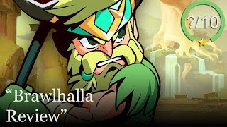 Brawlhalla Review [PS4 & PC] - Free to Play (Video Game Video Review)