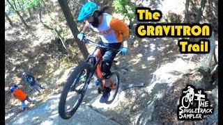 Yes there are GAP JUMPS, Yes there are DROPS, & YES THIS TRAIL IS IN FLORIDA!