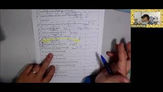 Publication Date: 2020-10-13 | Video Title: 英文補習 三年級 Proofreading 考試預備