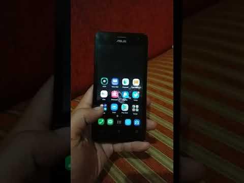Asus Zenfone 5 Blinking Blink Screen Launcher Totally Weird