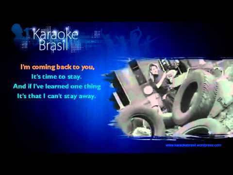 Information Society - Repetition karaoke