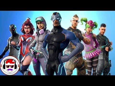 Fortnite SEASON 4 SONG | Your Superhero | Rockit Gaming