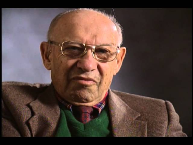 Sam Tsoutsouvas Peter Drucker on Joseph Juran