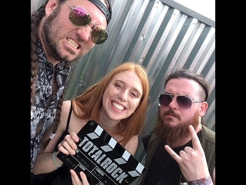 Na Cruithne interview Bloodstock 2017 (TotalRock)