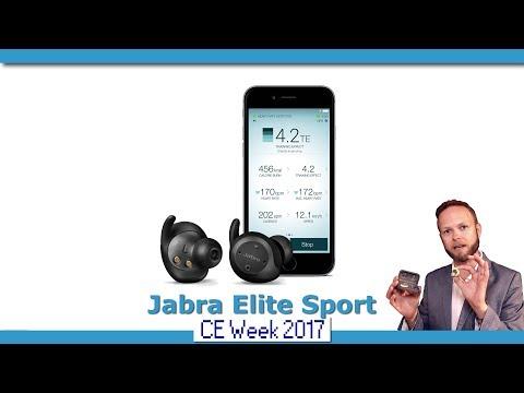 Jabra Elite Sport - Newer, Upgraded Version!