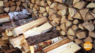 """""""Подари дрова"""" - поделись теплом. Доброе утро. Фрагмент выпуска от 22.10.2021"""