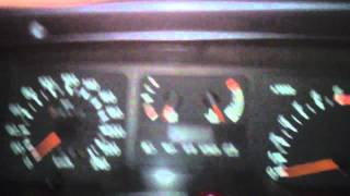 Ford Sierra GT Inside And Startup
