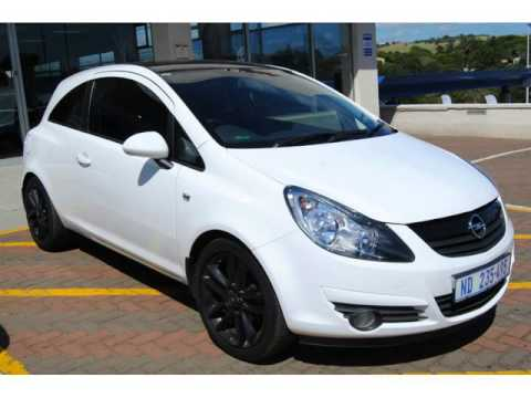 2011 opel corsa 1 4 sport 3dr auto for sale on auto trader. Black Bedroom Furniture Sets. Home Design Ideas