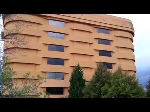Worlds Biggest, Worthless Basket. Longaberger. Newark OH