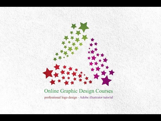Online Graphic Design Courses Adobe illustrator Tutorial 1