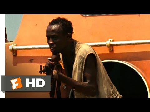 Captain Phillips (2013) - Not Here To Negotiate Scene (8/10) | Movieclips