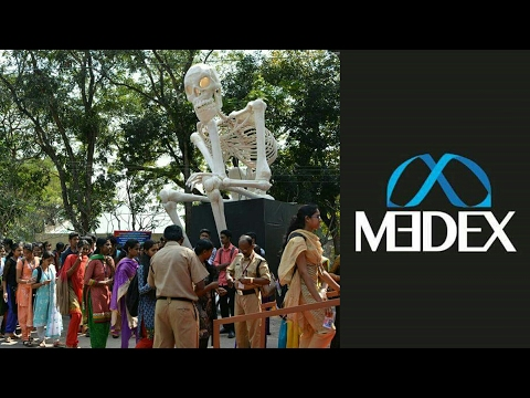 A journey through Medex 2017 @Govt Med Collg Tvm