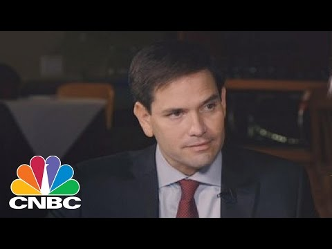 Senator Marco Rubio Wins Re-Election In Florida, NBC News Projects   CNBC