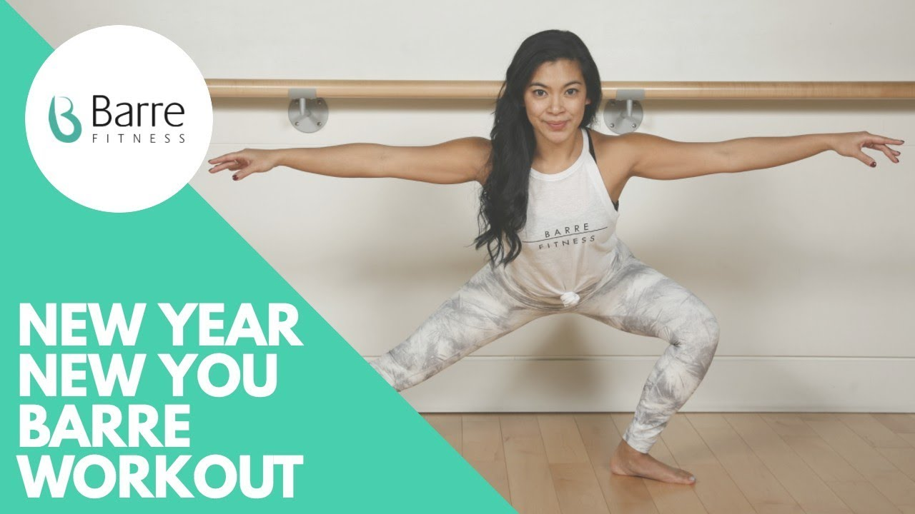 Barre Fitness | Barre Workout | New Year New You