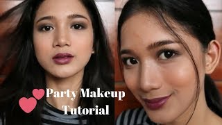 Baixar EASY PARTY MAKEUP TUTORIAL (CHATTY) | Philippines | Tyra C.