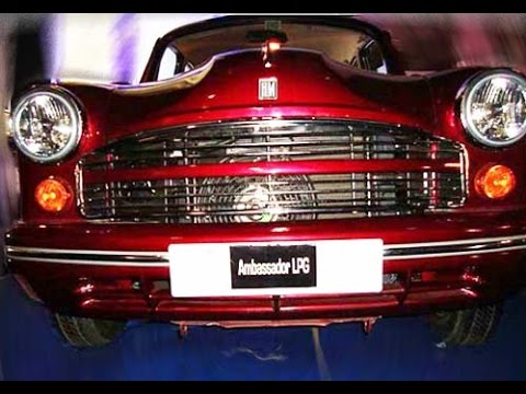 ambassador car new model release dateHindustan Motors Ambassador India Price Review   Auto  YouTube