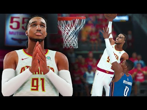 QUAVO CARRIES The Atlanta Hawks To The NBA FINALS Against The OKC THUNDER! NBA 2K18 Migos MyCAREER