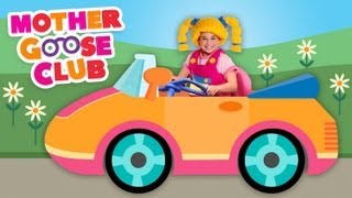 Repeat youtube video Driving in My Car - Mother Goose Club Songs for Children