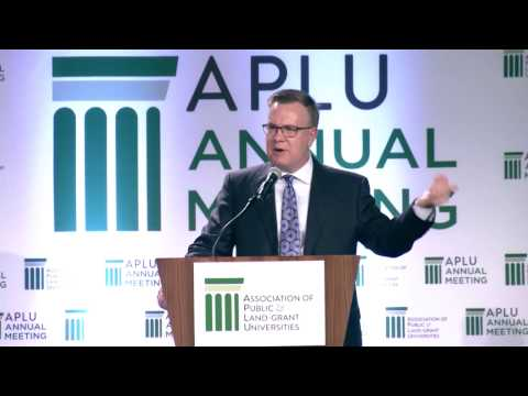 APLU 2016 Annual Meeting: Council of Presidents Luncheon