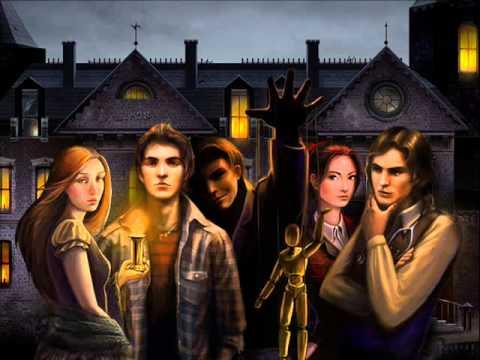 The Panic Room:House Of Secrets-Main theme
