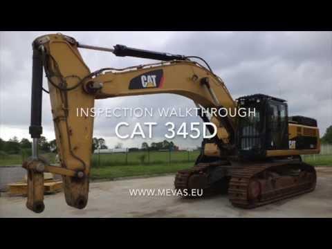 Used Excavator Inspection Checklist -