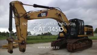 Used Excavator Inspection Checklist